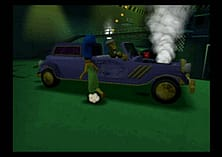 The Simpsons: Hit and Run screen shot 10