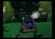 The Simpsons: Hit and Run screen shot 11