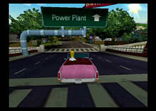 The Simpsons: Hit and Run screen shot 15