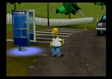 The Simpsons: Hit and Run screen shot 17