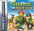 Shrek: Reekin' Havoc Game Boy Advance