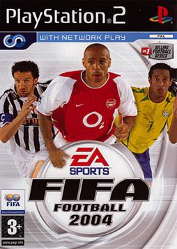 FIFA Football 2004 PlayStation 2