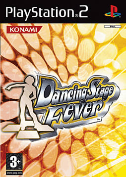 Dancing Stage Fever PlayStation 2