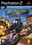 Destruction Derby Arenas PlayStation 2