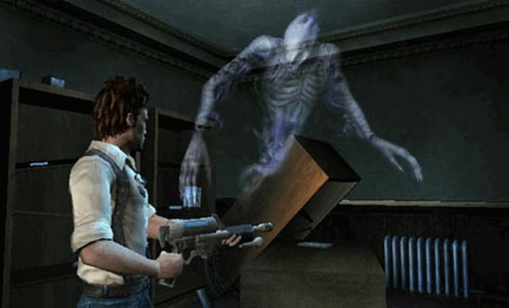 free ghost hunter games