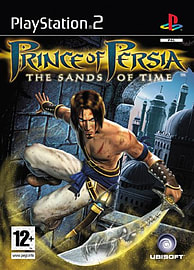 Prince of Persia: The Sands of Time PlayStation 2 Cover Art