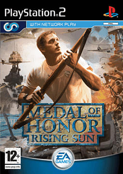Medal of Honor: Rising Sun PlayStation 2 Cover Art