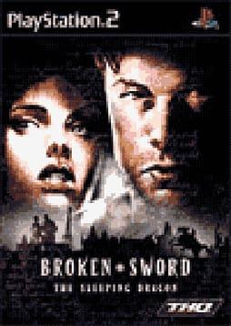 Broken Sword The Sleeping Dragon PlayStation 2