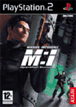 Mission Impossible: Operation Surma PlayStation 2