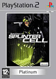 Splinter Cell - Platinum PlayStation 2