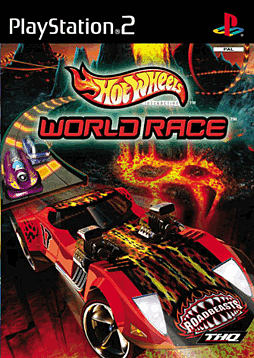 Hot Wheels World Race PlayStation 2