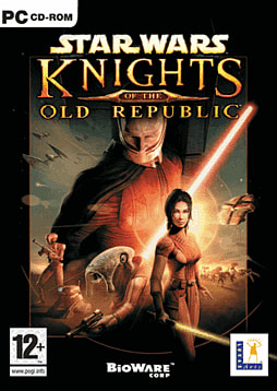 Star Wars: Knights of The Old Republic PC Games and Downloads Cover Art