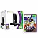 Xbox 360 250GB With Kinect & Kinect Adventures and Joyride