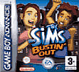 The Sims Bustin' Out Game Boy Advance