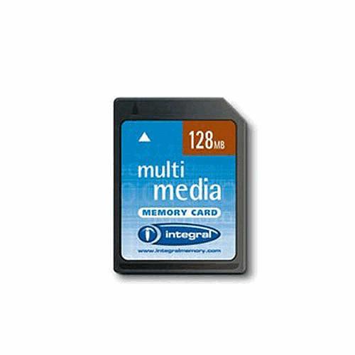MultiMedia Card (Memory Card) - 128MB
