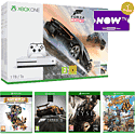 Xbox One S Forza Horizon 3 (1TB) with Rare Replay, Forza 5, Ryse, Sunset Overdrive and Now TV 2 Month Cinema Pass