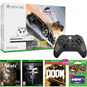 Xbox One S Forza Horizon 3 Bundle (500GB) with 3 Games, Now TV 2 Month Cinema Pass and Recon Tech Xbox One Controller