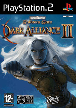 Baldur's Gate: Dark Alliance II PlayStation 2
