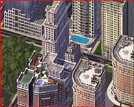 Sim City 4 Deluxe screen shot 2