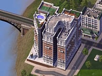 Sim City 4 Deluxe screen shot 6