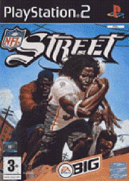 NFL Street PlayStation 2