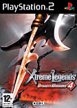 Dynasty Warriors 4 Xtreme Legends PlayStation 2