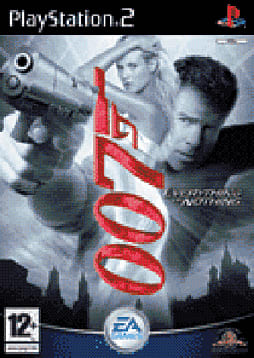 James Bond 007 Everything or Nothing PlayStation 2
