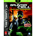Splinter Cell: Pandora Tomorrow Strategy Guide Strategy Guides and Books