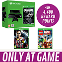 Xbox One with Call of Duty: Ghosts, LEGO Marvel Super Heroes and FIFA 14