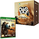 Titanfall with Xbox One Titanfall Wireless Controller - Only at GAME