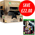 Xbox One with Titanfall and FIFA 14
