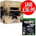 Xbox One with Titanfall and Call of Duty: Ghosts
