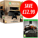 Xbox One with Titanfall and Forza 5 Day One Edition
