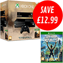 Xbox One with Titanfall and Kinect Sports Rivals