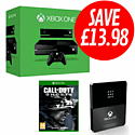 Xbox One with Kinect, Call of Duty: Ghosts and Xbox Live 12 Month Day One Edition Gold Membership - Only at GAME
