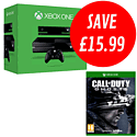 Xbox One with Kinect and Call of Duty: Ghosts