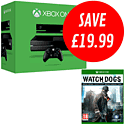 Xbox One with Kinect and Watch Dogs Special Edition - Only at GAME