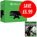 Xbox One with Watch Dogs Special Edition - Only at GAME