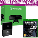 Xbox One with Call Of Duty Ghosts and 12 Month Xbox Live Subscription - Only At GAME