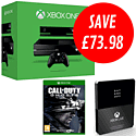 Xbox One With Kinect, Call Of Duty Ghosts and 12 Month Xbox Live Subscription - Only At GAME