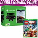 Xbox One with Kinect, Forza 5 Download and LEGO Marvel Super Pack Edition - Only At GAME