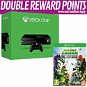 Xbox One with Plants Vs. Zombies: Garden Warfare