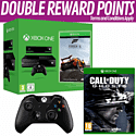 Xbox One with Kinect, Forza 5 Download, Call of Duty: Ghosts and Additional Controller