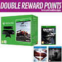 Xbox One with Kinect, Forza 5 Download, Call of Duty: Ghosts, Man of Steel and The Conjuring