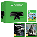 Xbox One Console with Destiny and Call of Duty: Ghosts