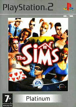 The Sims - Platinum PlayStation 2