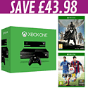 Xbox One with Kinect, Destiny and FIFA 15