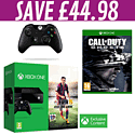 Xbox One Console with FIFA 15 Download, Xbox One Controller and Call of Duty: Ghosts