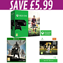 Xbox One Console with FIFA 15 Download, £5 Top Up and Destiny