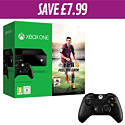 Xbox One Console with FIFA 15 Download and Xbox One Controller